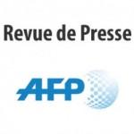 Rires non-stop, obsession des Juifs – AFP