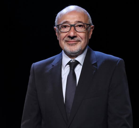 Francis Kalifat, Président du Conseil représentatif des institutions juives de France