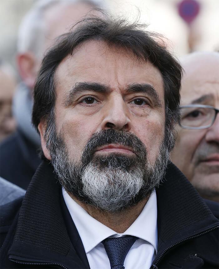 Joël Mergui, Président des Consistoires